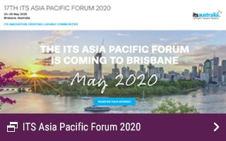 ITS Asia Pacific Forum 2020