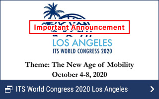 ITS World Congress 2020 Los Angeles