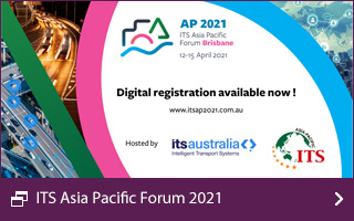 ITS Asia Pacific Forum 2021